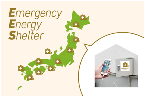 emergency energy shelter